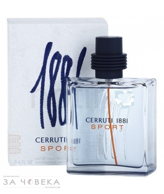 CERRUTI 1881 SPORT EDT 100ML ЗА МЪЖЕ