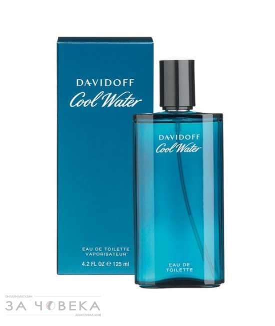 DAVIDOFF COOL WATER MEN EDT 200ML ЗА МЪЖЕ