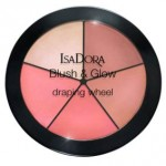 Палитра Blush Glow Draping Wheel №55 Isadora
