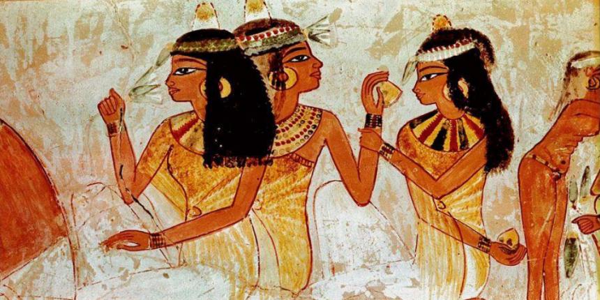 Кратка история на парфюмите от древността до наши дни