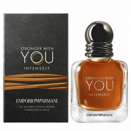 "Giorgio Armani Stronger With You Intensely EDP 50ml за мъже | Магазин ""За Човека"""