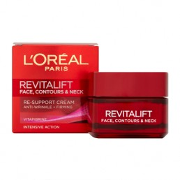 КРЕМ ЗА ЛИЦЕ И ШИЯ REVITALIFT 50ML LOREAL