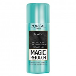 СПРЕЙ ЗА КОСА MAGIC RETOUCH BLACK 75ML L'OREAL