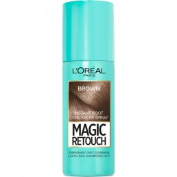 СПРЕЙ ЗА КОСА MAGIC RETOUCH BROWN 75ML L'OREAL