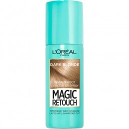 СПРЕЙ ЗА КОСА MAGIC RETOUCH DARK BLONDE 75ML L'OREAL