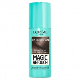 "Спрей за коса Magic Retouch Dark Brown 75ml L'Oreal | Магазин - ""За Човека"""