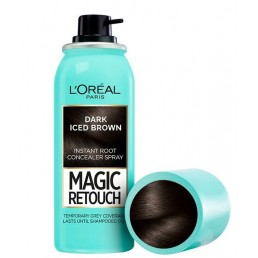 "Спрей за коса Magic Retouch Dark Iced Brown 75ml L'Oreal | Магазин - ""За Човека"""
