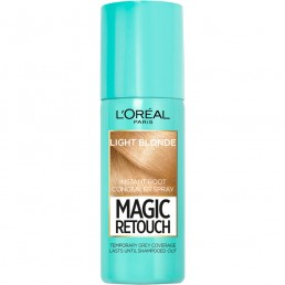 СПРЕЙ ЗА КОСА MAGIC RETOUCH LIGHT BLONDE 75ML L'OREAL