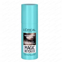 "Спрей за коса Magic Retouch Medium Iced Brown 75ml L'Oreal | Магазин - ""За Човека"""