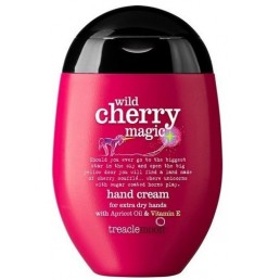 "Крем за ръце Wild Cherry Magic 75ml Treaclemoon | Магазин - ""За Човека"""