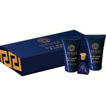 VERSACE DYLAN BLUE SET EDT 5ML + ДУШ ГЕЛ 25ML + АФТЪРШЕЙВ БАЛСАМ 25ML ЗА МЪЖЕ КОМПЛЕКТ