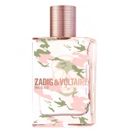 "Zadig & Voltaire This Is Her! No Rules Capsule Collection EDP 100ml за жени тестер | Магазин - ""За Човека"""