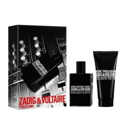 "Zadig & Voltaire This Is Him комплект EDT 50ml + 75ml душ гел за мъже | Магазин - ""За Човека"""