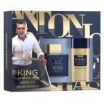 Antonio Banderas King Of Seduction Absolute комплект EDT 50ml + афтършейв 50ml за мъже
