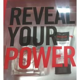 "Antonio Banderas Power Of Seduction комплект  EDT 50ml + душ гел 50ml за мъже | Магазин - ""За Човека"""