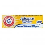 Паста за зъби избелваща Advance White Extreme Whitening 25ml Arm Hammer