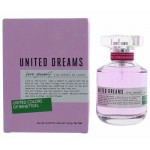 BENETTON UNITED DREAMS LOVE YOURSELF EDT 80ML ЗА ЖЕНИ