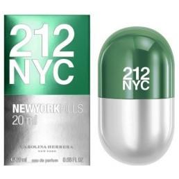 "Carolina Herrera 212 New York Pills EDT 20ml за жени | Магазин - ""За Човека"""