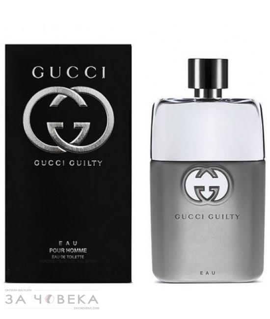 """Gucci Guilty Eau Pour Homme EDT 50ml за мъже   Магазин - """"За Човека"""""""