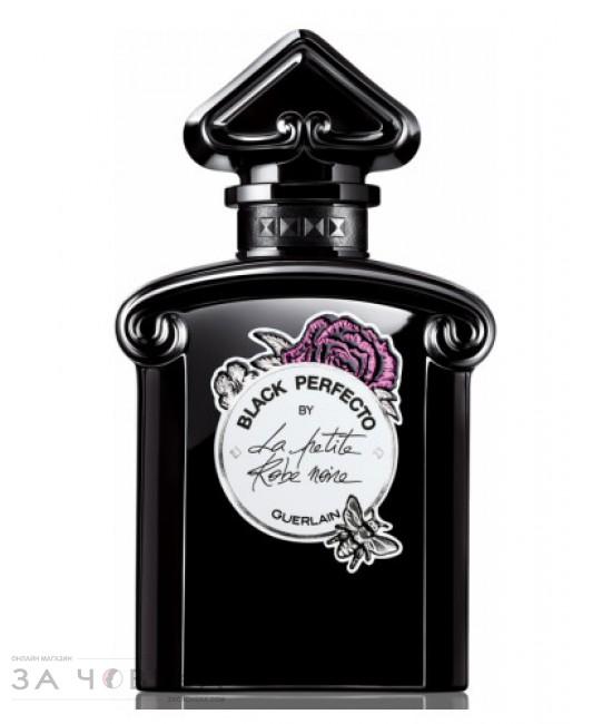 "Guerlain Black Perfecto By La Petite Robe Noire EDT Florale 100ml за жени тестер | Магазин - ""За Човека"""