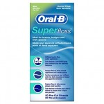 Конец за зъби Super Floss 50m Oral B