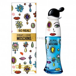 """MOSCHINO SO REAL CHEAP & CHIC EDT 30ML ЗА ЖЕНИ 