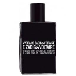 "ZADIG & VOLTAIRE THIS IS HIM EDT 100ML ЗА МЪЖЕ ТЕСТЕР | Магазин - ""За Човека"""