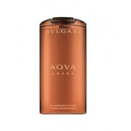 Bvlgari Aqva Amara M shower gel 200 ml /2014