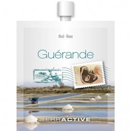"""Маска за лице с глина Guerande 16g Terractive   Магазин - """"За Човека"""""""