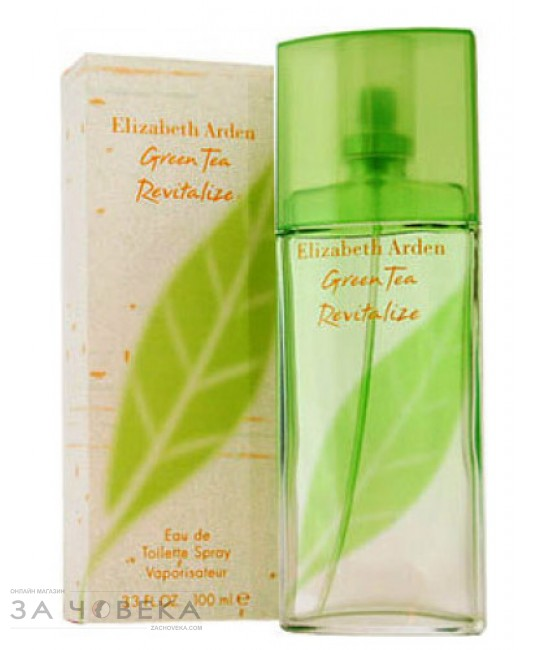 ELIZABETH ARDEN GREEN TEA REVITALIZE EDT 100ML ЗА ЖЕНИ