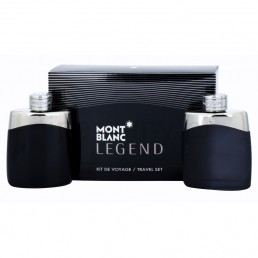 MONT BLANC LEGEND SET EDT 100ML + АФТЪРШЕЙВ БАЛСАМ 100ML ЗА МЪЖЕ КОМПЛЕКТ