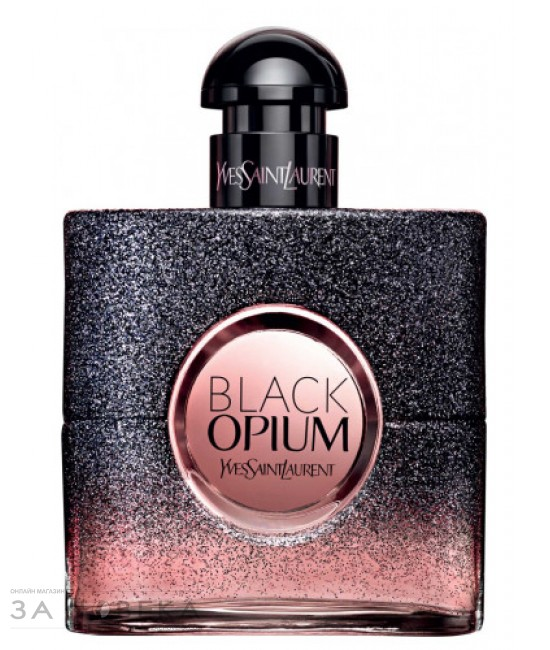 YVES SAINT LAURENT BLACK OPIUM FLORAL SHOCK EDP 90ML ЗА ЖЕНИ ТЕСТЕР