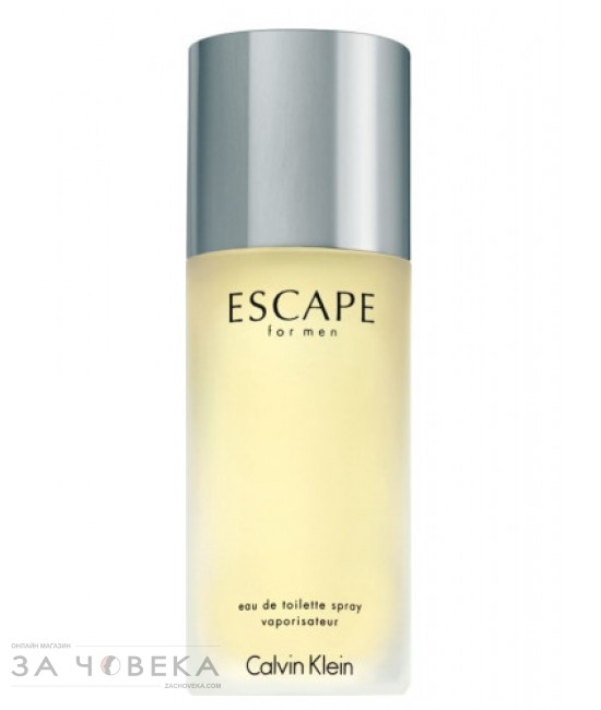 CALVIN KLEIN ESCAPE EDT 100ML ЗА МЪЖЕ ТЕСТЕР