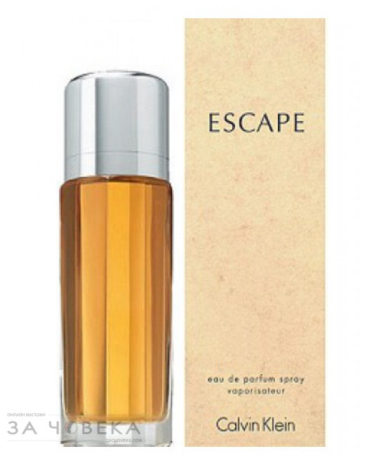 "Calvin Klein Escape EDP 100ml за жени | Магазин - ""За Човека"""