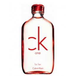 "Calvin Klein CK One Red Edition For Her EDT 100ml за жени тестер | Магазин - ""За Човека"""