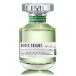 BENETTON UNITED DREAMS LIVE FREE EDT 80ML ЗА ЖЕНИ ТЕСТЕР
