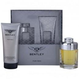 "Bentley Bentley For Men комплект EDT 100ml + душ гел 200ml за мъже | Магазин - ""За Човека"""