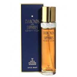 "ELIZABETH TAYLOR DIAMONDS AND SAPPHIRES EDT 100ML ЗА ЖЕНИ | Магазин - ""За Човека"""