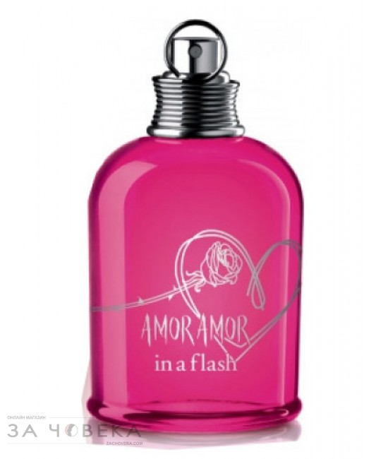 CACHAREL AMOR AMOR IN A FLASH EDT 100ML ЗА ЖЕНИ ТЕСТЕР