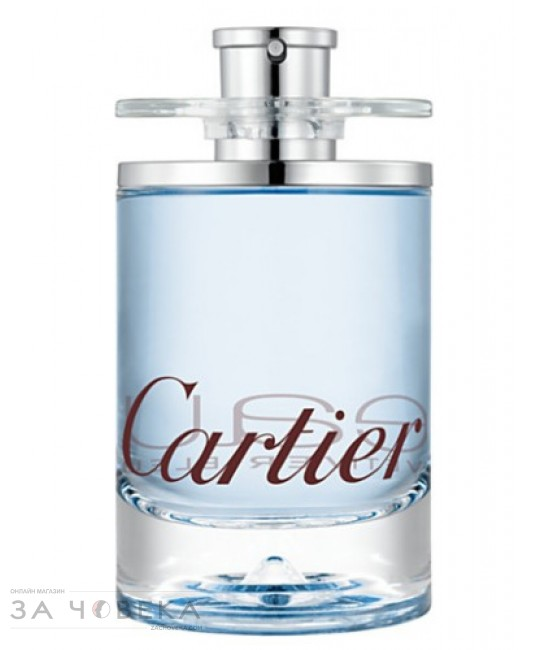 CARTIER EAU DE CARTIER VETIVER BLEU EDT 100ML ЗА МЪЖЕ И ЖЕНИ ТЕСТЕР