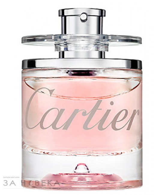 CARTIER EAU DE CARTIER GOUTTE DE ROSE EDT 100ML ЗА ЖЕНИ ТЕСТЕР
