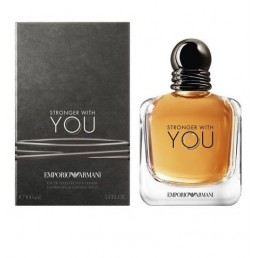 GIORGIO ARMANI STRONGER WITH YOU EDT 100ML ЗА МЪЖЕ
