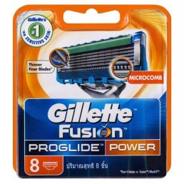 НОЖЧЕТА ЗА САМОБРЪСНАЧКА FUSION PRO GLIDE POWER GILLETTE