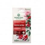 Маска за лице подмладяваща Herbal Care дива роза 10ml Farmona