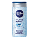 Душ гел Pure Impact 500ml Nivea за мъже