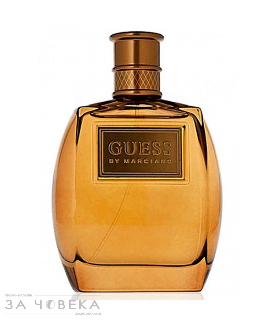 GUESS BY MARCIANO FOR MEN EDT 100ML ЗА МЪЖЕ ТЕСТЕР
