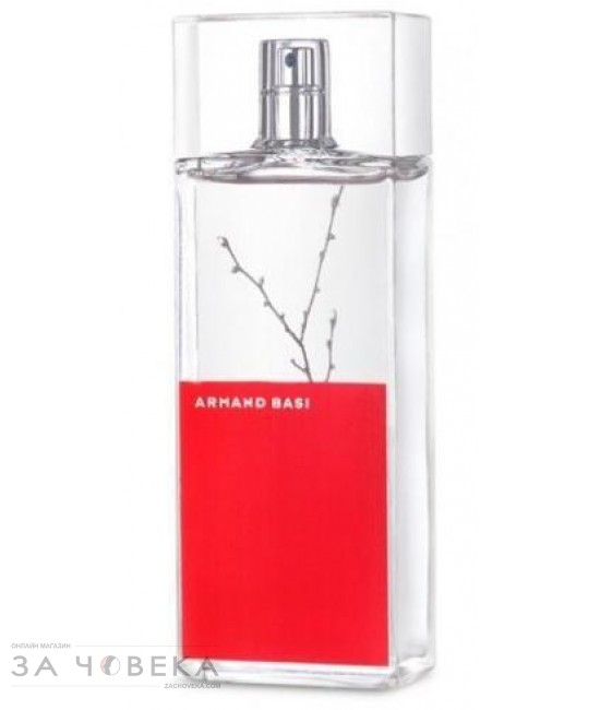 "Armand Basi In Red EDT 100ml За Жени  Тестер | Магазин - ""За Човека"""