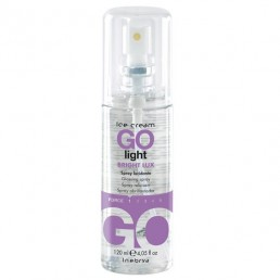 СПРЕЙ ЗА БЛЯСЪК GO LIGHT BRIGHT LUX 120ML ICE CREAM INEBRYA