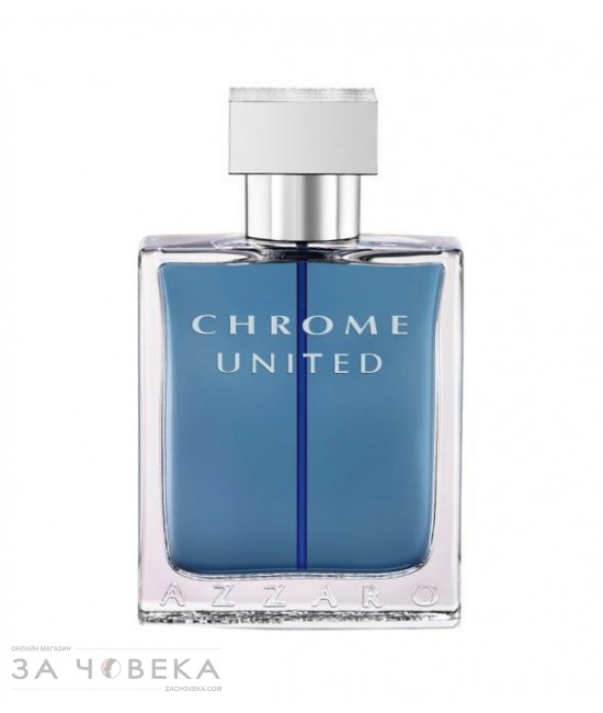 AZZARO CHROME UNITED EDT 100ML ЗА МЪЖЕ ТЕСТЕР