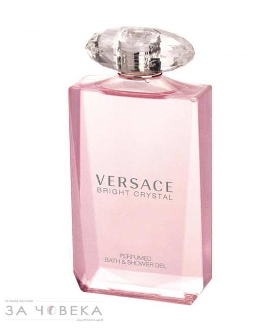 VERSACE BRIGHT CRYSTAL SHOWER GEL 200ML ЗА ЖЕНИ